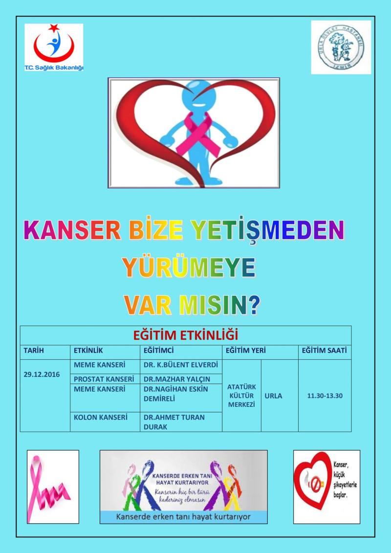 urla-kanser-etkinligi